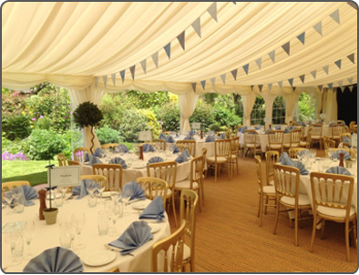 marquee hire for parties
